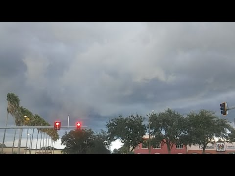 Dumpster Diving LIVE TORNADO WARNING