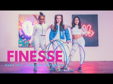 Finesse - Bruno Mars & Cardi B | Ruby Jay Cover - Stepping Forward with Famous Footwear