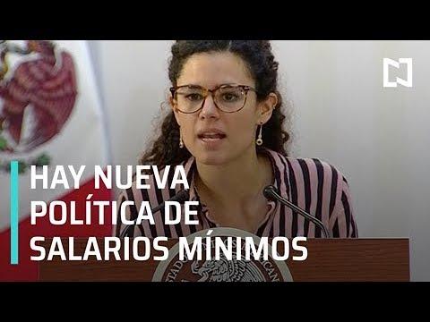 Nuevo salario mínimo será una recuperación progresiva para México - En la Mira