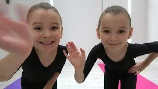 Гимнастика для детей - утренняя зарядка Видео для детей