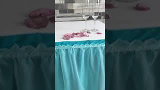 Банкетная юбка трансформер