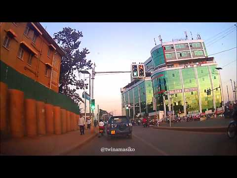 Drive in parts of Kampala after Voting on Age Limit Bill Second Reading