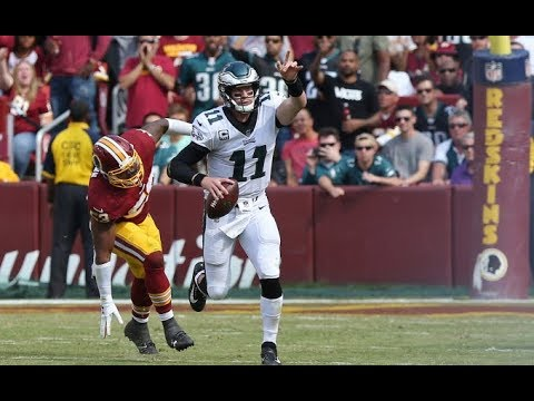 Carson Wentz said he'd give the Eagles kicker his game check if he made a game-winning kick
