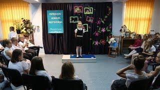 Konkurs recytatorski 'Pierwszy krok w poezję'