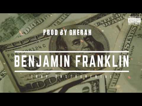 Trap Mafia Beat  Benjamin Franklin  Instrumental Prod  Gherah