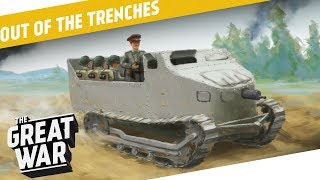 Tank Crew Training - More German Tank Prototypes I OUT OF THE TRENCHES