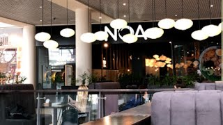Честный обзор ресторана азиатской кухни Noa в ТРЦ Victoria Gardens во Львове