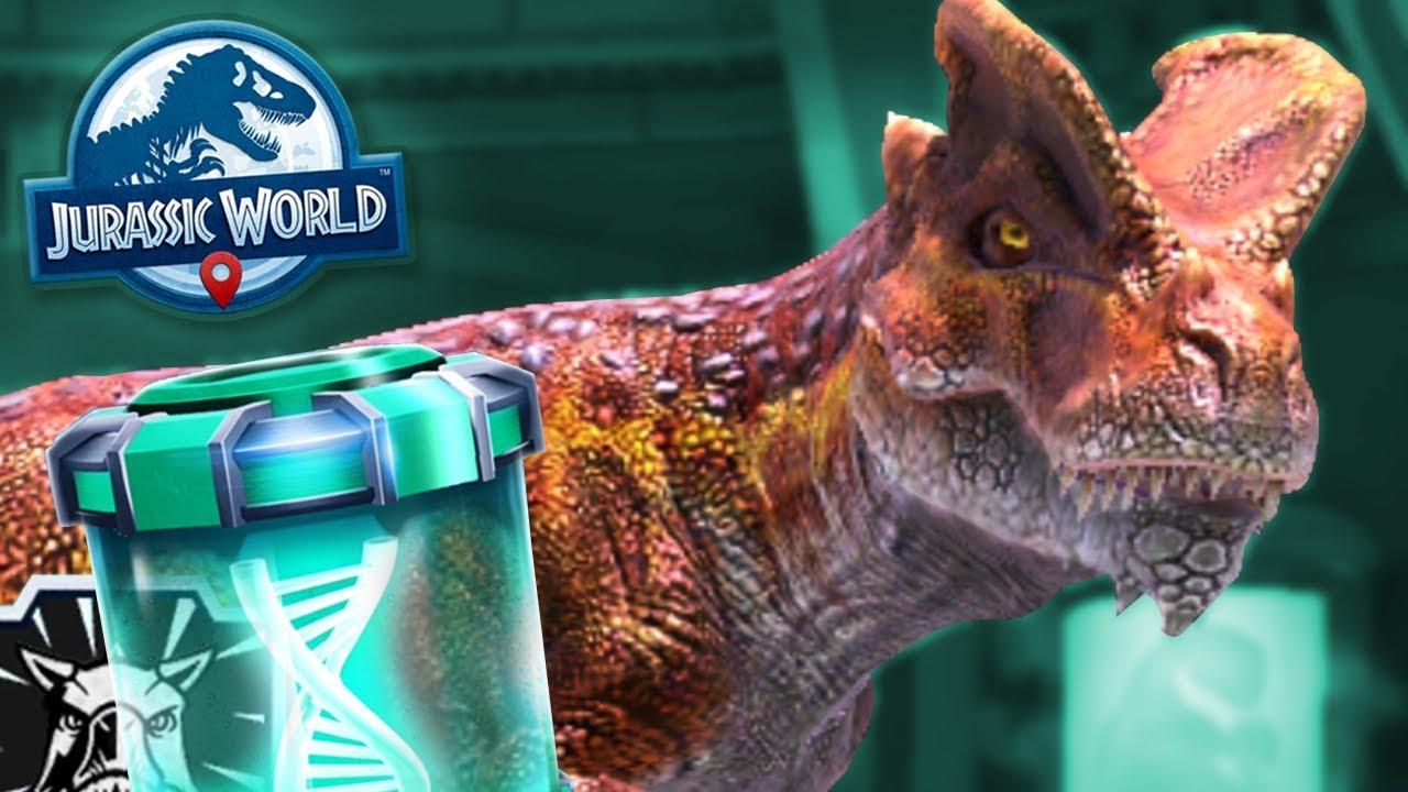 TYRANNOLOPHOSAURUS HYBRID!!! - Jurassic World Alive | Ep32