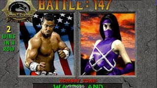 EMP Tom Brady vs. Billy Awesomo - WB 8 Mortal Kombat 2 Tournament Edition