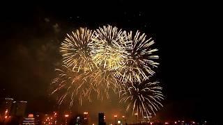 Фестиваль фейерверков в г. Иваново, 27.05.2017. Команда «Пиромагия», г. Кострома.