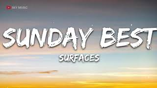 Surfaces Sunday Best 1 Hour
