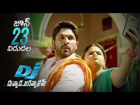 DJ Duvvada Jagannadham Release Promo 3 -...
