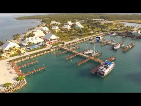 Old Bahama Bay Resort And Marina West End Freeport Bahamas Gulfstream Crossing
