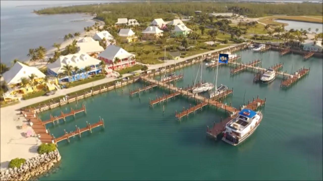 Old Bahama Bay Resort and Marina West End Freeport Bahamas Gulfstream Crossing