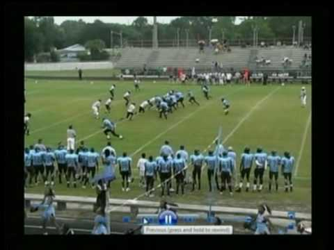 Larry Brown #9 RB/WR Ribault Trojans Senior Year Highlights
