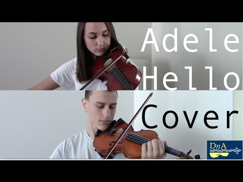 Adele - Hello - Violin Cover By: DnA