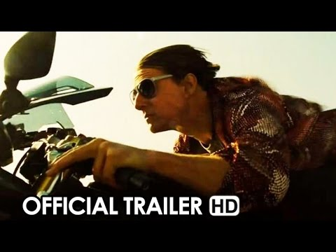 Mission: Impossible Rogue Nation Official Trailer (2015) - Tom Cruise Movie HD