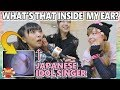 Inside a Japanese Idol girl's EAR! Visiting the Japan Ear Spa again! Ear cleaning time!