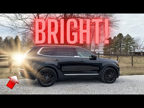 2020 Kia Telluride Reverse LED Light DIY Install!