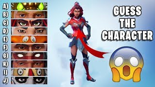 Guess The Character in Fortnite | Ultimate Fortnite Quiz (Boobs Edition)