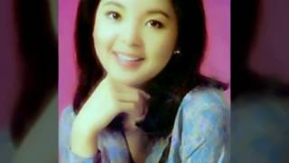 Download lagu 🌹Sekuntum Bunga Mawar🌹 印尼歌  [我怎能離開你]  鄧麗君