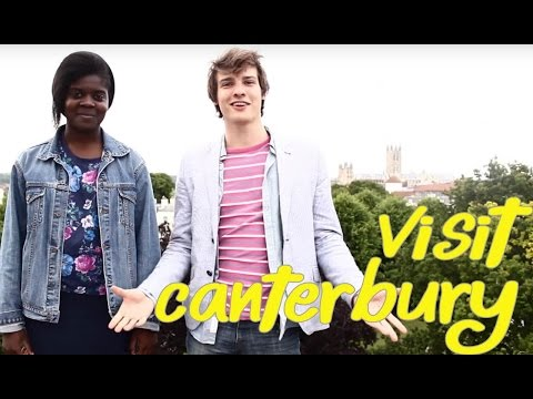 Visiting Canterbury, UK  | Brilliant Britain Kent
