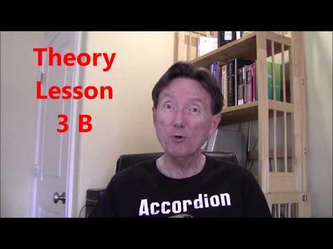Roland FR-4x Accordion Lesson 3B (Reading sheet music)