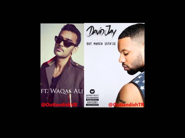 David Jay ft. Waqas Ali-Quality Time