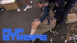 Paketbote mit Hammer verprügelt | Auf Streife | SAT.1 TV