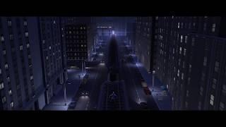 поезд в параллельных вселенных сквозь пространство и время
