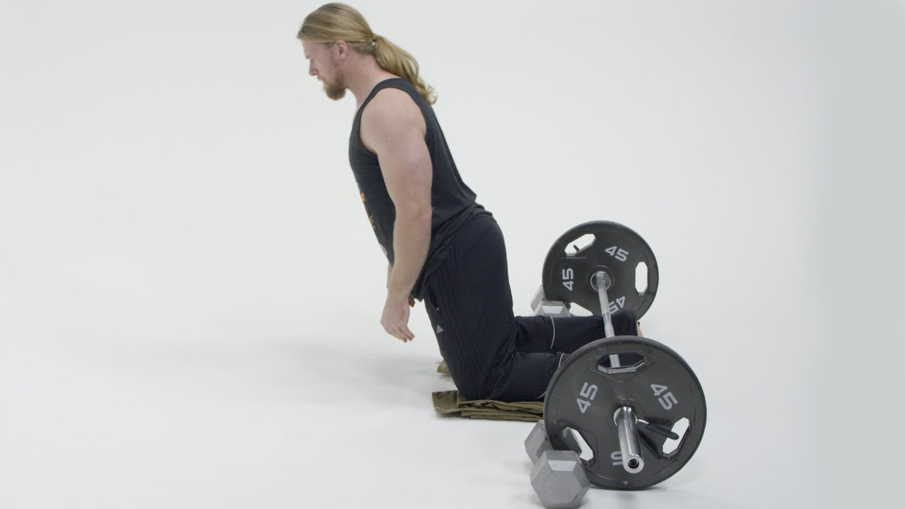Standing Leg Curl  Exercise Videos amp Guides