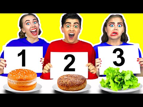 Choose the Right Ingredient Challenge by Ideas 4 Fun