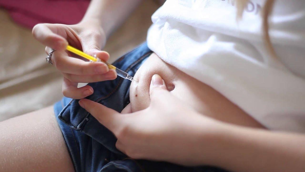 Cara Menyuntikkan Insulin dengan Benar