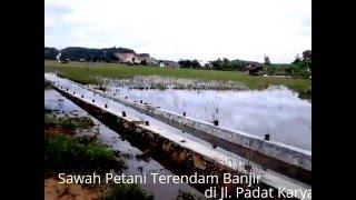 Banjir Hantam Petani Bukuan
