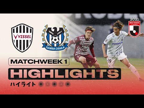 Kobe G-Osaka Goals And Highlights