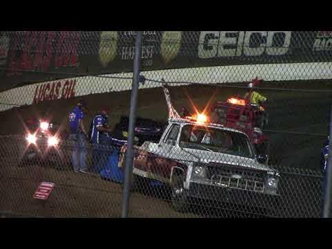 Lucas Oil Speedway Late Model B Main 10/6/17