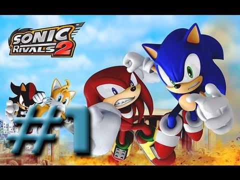 Sonic Rivals Psp скачать торрент - фото 5
