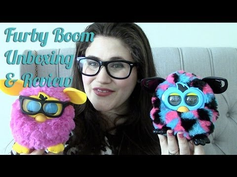 New Furby Boom Unboxing + Review