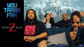 The SquADD Plays World War Z | You Trash Fam