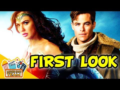 Wonder Woman 2 First Look | WW84 | Explained In Tamil