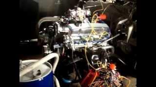 1965 GTO 421 engine run