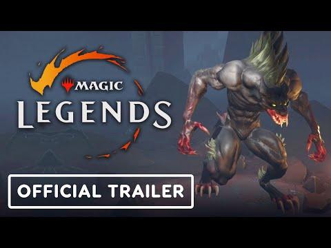 Magic: Legends - Official Beta Announcement Trailer