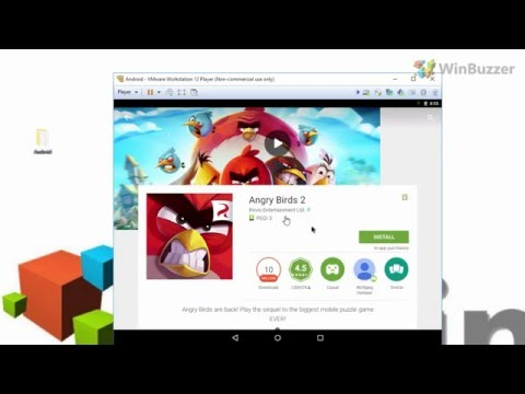android x86 installer windows outils vmware