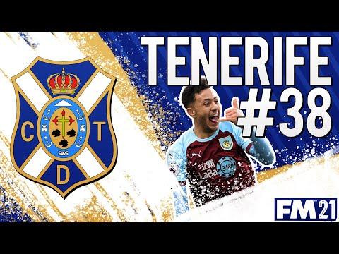 CALAMITY | #38 - CD Tenerife | Football Manager 2021 | #FM21 |