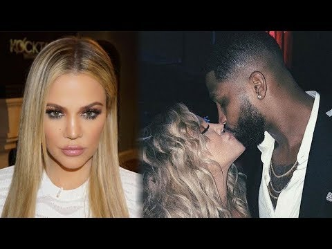 Khloe Kardashian In a GOOD PLACE With Tristan After Returning To LA