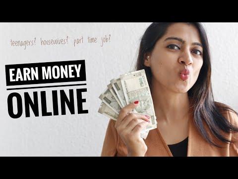 Top 5 Ways To Earn money Online For Teenagers