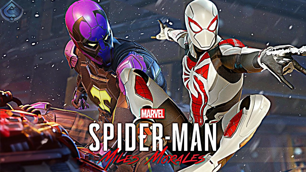 Spider-Man: Miles Morales PS5 - NEW Prowler Screenshot and Remaster Suits Revealed!