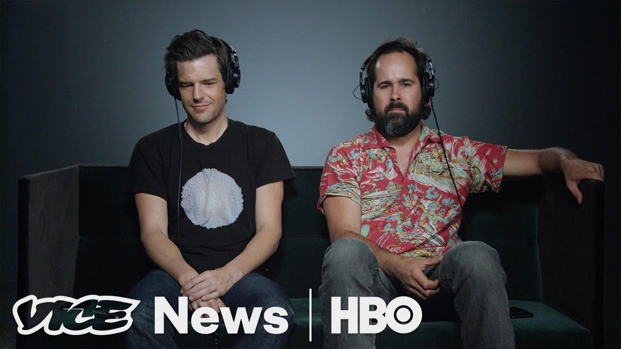 The Killers New Music Corner Ep. 1: VICE News Tonight (HBO)