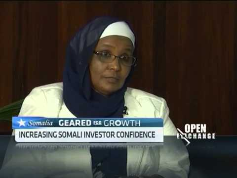 Increasing Somali Investor Confidence