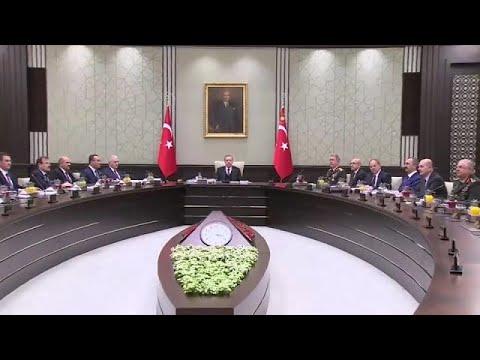 MGK Bildirisi: Terör ordusunun kurulmasına izin verilmeyecek